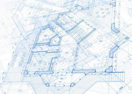 Creative architecture blueprint design vector 01 epin free creative architecture blueprint design vector 01 malvernweather Gallery